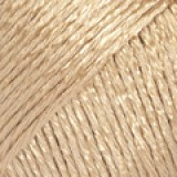 COTTON VISCOSE 17 LIGHT BEIGE
