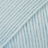 BABY MERINO UNI COLOUR 11 ice blue