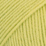 BABY MERINO UNI COLOUR 09 lime