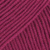 BABY MERINO UNI COLOUR 41 plum