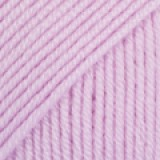 BABY MERINO UNI COLOUR 15 light purple